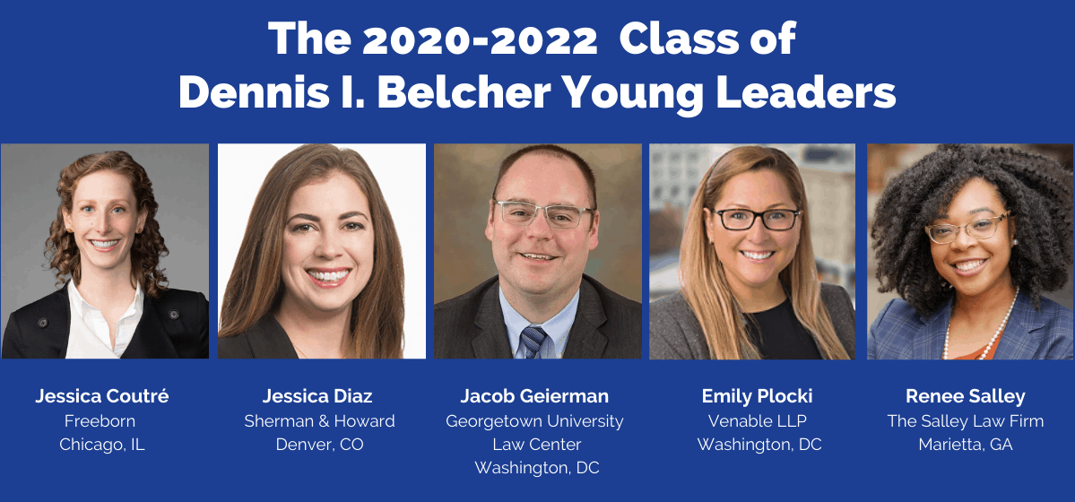 The ACTEC Foundation Announces 2020-2022 Class of  Dennis I. Belcher Young Leaders