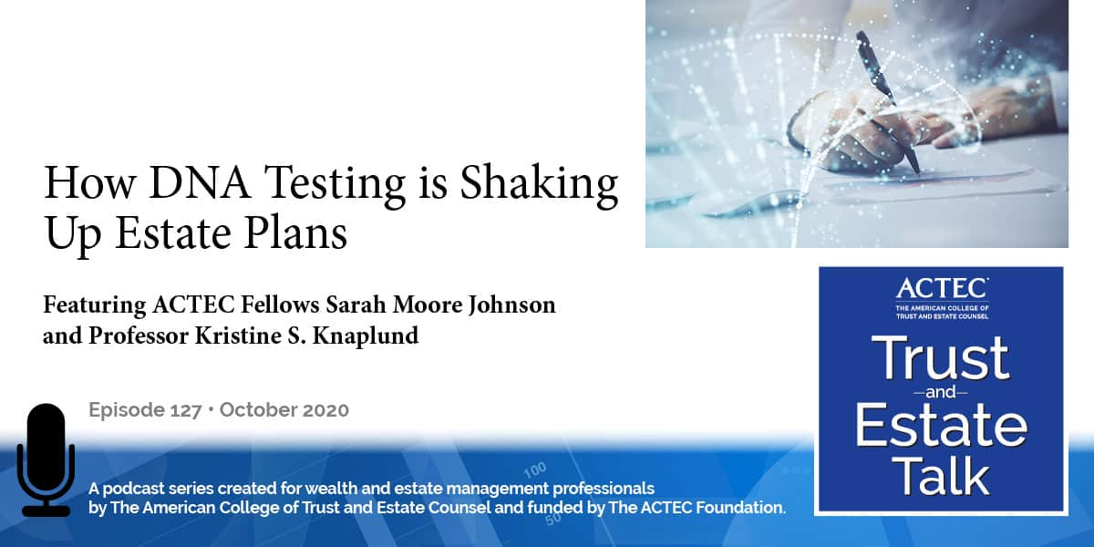 How DNA Testing is Shaking Up Estate Plans | DNA Testing for Inheritance