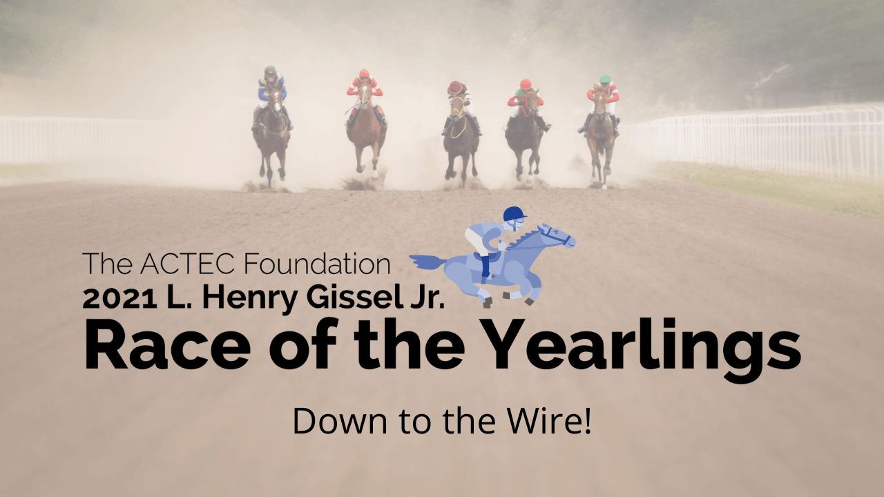 Down to the Wire – 2021 L. Henry Gissel Jr. Race of the Yearlings