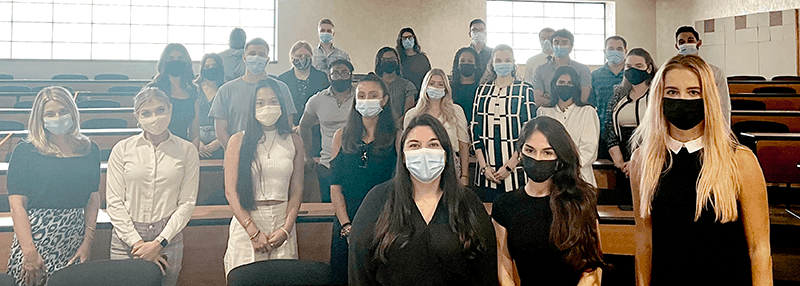 2021-2022 ACTEC Law Journal Student Editorial Board