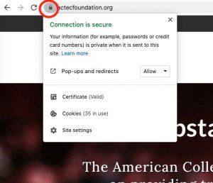 Web-Security-Lock-dropdown