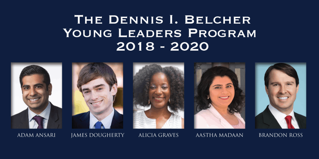 ACTEC Young Leaders 2018-2020
