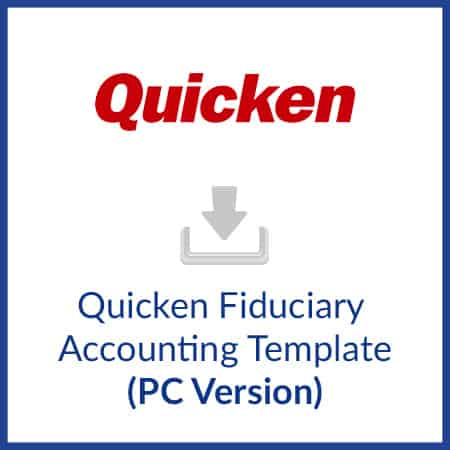 Quicken Accounting Template